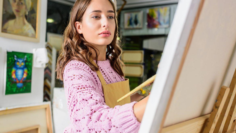 תכנית לימודים במכללה לאמנות